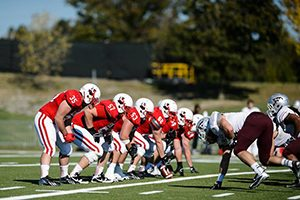 Homecoming: York vs. UofT - Red & Blue Bowl @ York Stadium | Toronto | Ontario | Canada